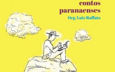 Luiz Andrioli está entre os autores da Antologia 48 contos paranenses